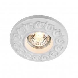 Встраиваемый светильник DL279-1-01-W Gyps Classic Maytoni