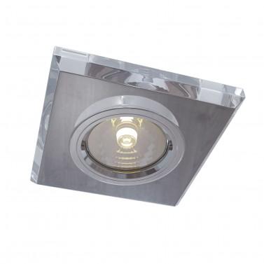 Встраиваемый светильник DL290-2-01-W Metal Modern Maytoni Technical