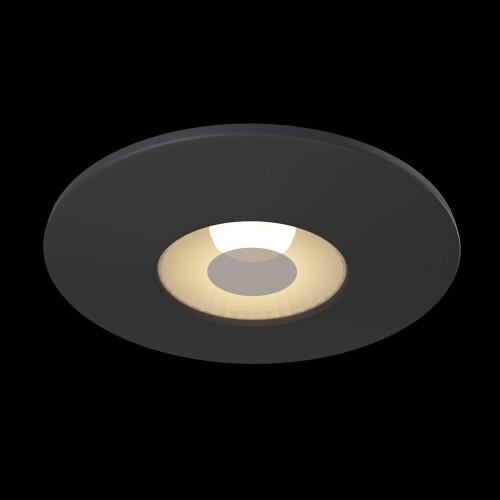 Встраиваемый светильник DL038-2-L7B Zen Maytoni Technical