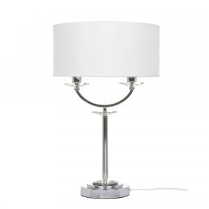 Настольная лампа FR5034TL-02CH Tina Modern Freya