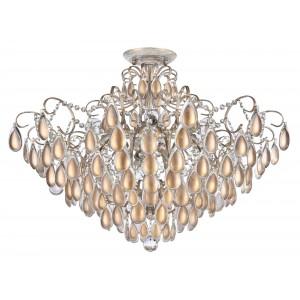 Потолочный светильник FR2302-CL-09-WG Chabrol Classic Freya