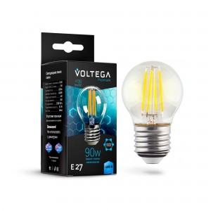 Лампочка Globe E27 9W Graphene 7139 Crystal Voltega