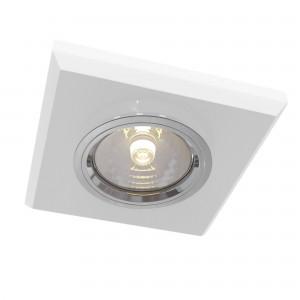 Встраиваемый светильник DL292-2-3W-W Metal Modern Downlight Maytoni