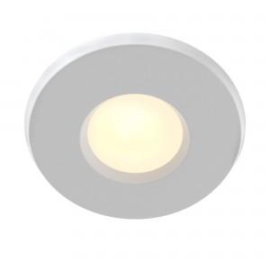 Встраиваемый светильник DL010-3-01-W Metal Modern Downlight Maytoni