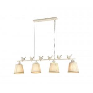 Подвесной светильник ARM012-04-W Flitter Elegant Maytoni