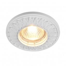 Встраиваемый светильник DL280-1-01-W Gyps Classic Maytoni