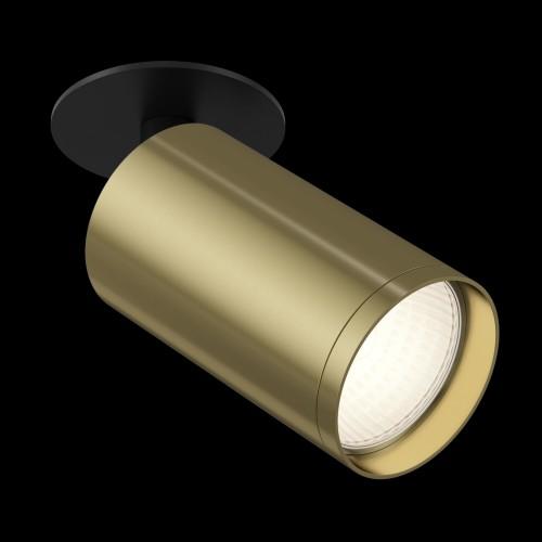 Встраиваемый светильник C049CL-1BBS FOCUS S Maytoni Technical