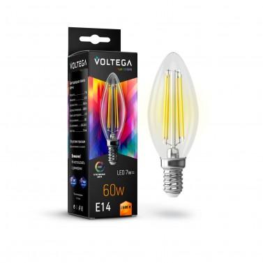 Лампочка Cangle E14 7W High CRI 7152 Crystal Voltega
