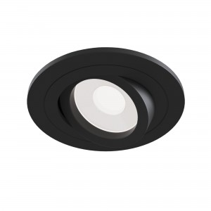 Встраиваемый светильник DL023-2-01B Atom Maytoni Technical
