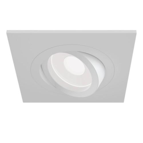 Встраиваемый светильник DL024-2-01W Atom Maytoni Technical