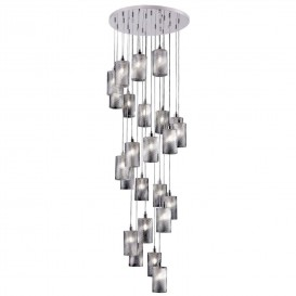 Подвесной светильник MOD049PL-24CH Lamia Maytoni