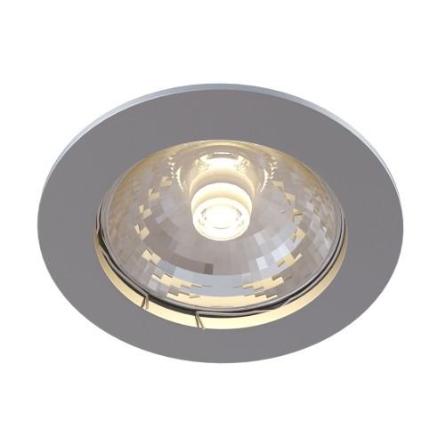 Встраиваемый светильник DL009-2-01-CH Metal Modern Maytoni Technical