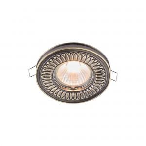 Встраиваемый светильник DL301-2-01-BS Metal Classic Downlight Maytoni