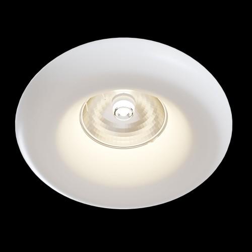 Встраиваемый светильник DL006-1-01-W Gyps Modern Maytoni Technical