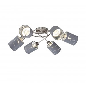Потолочный светильник FR5001CL-06N Joell Modern Freya