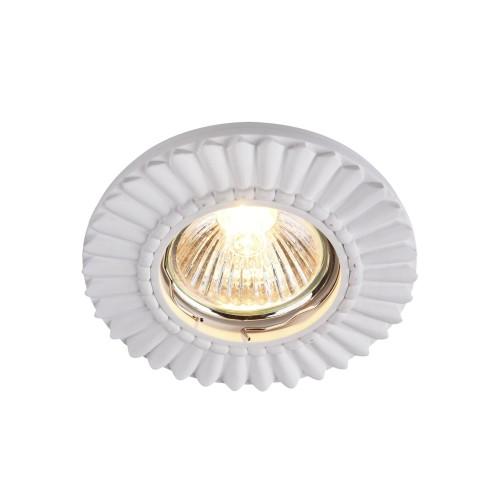 Встраиваемый светильник DL281-1-01-W Gyps Classic Maytoni