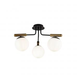 Потолочный светильник FR5011CL-03B Paolina Modern Freya