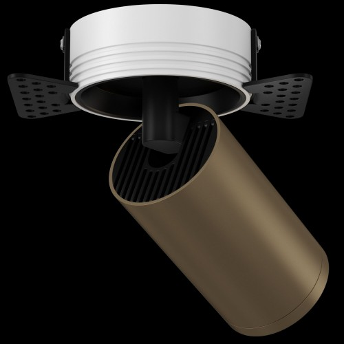 Встраиваемый светильник C058CL-1BBZ FOCUS S Maytoni Technical