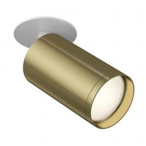 Встраиваемый светильник C049CL-1WBS FOCUS S Maytoni Technical