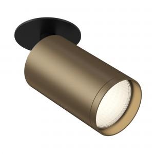 Встраиваемый светильник C049CL-1BBZ FOCUS S Maytoni Technical