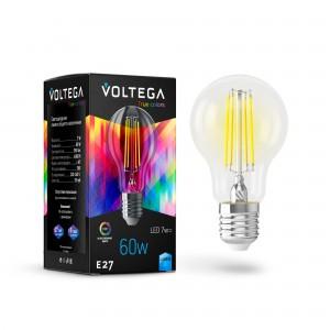 Лампочка General purpose bulb E27 7W High CRI 7155 Crystal Voltega