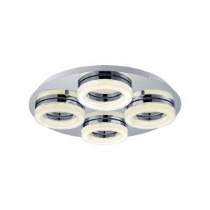 Потолочный светильник FR6001CL-L44CH Сaprice LED Freya