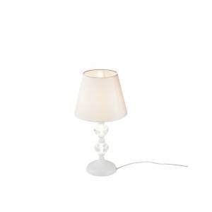 Настольная лампа FR2032TL-01W Lucretia Classic Freya
