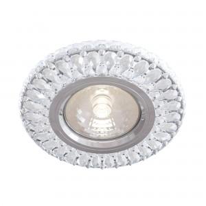 Встраиваемый светильник DL294-5-3W-WC Metal Modern Downlight Maytoni