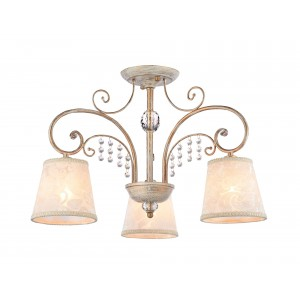 Потолочный светильник FR2406-PL-03-WG Lorette Classic Freya