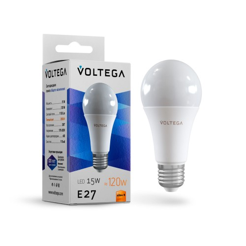 Лампочка General purpose bulb 15W 7156 Simple Voltega