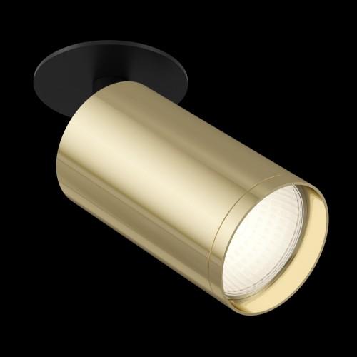 Встраиваемый светильник C049CL-1BG FOCUS S Maytoni Technical
