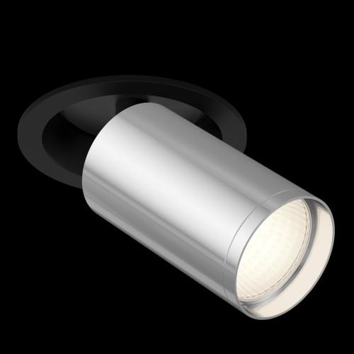 Встраиваемый светильник C048CL-1BCH FOCUS S Maytoni Technical