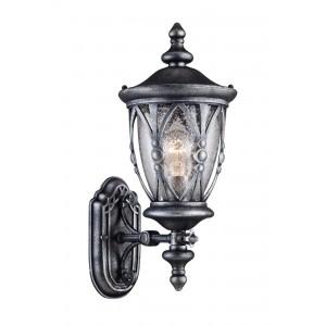 Уличный настенный светильник S103-47-01-B Rua Augusta Outdoor Maytoni