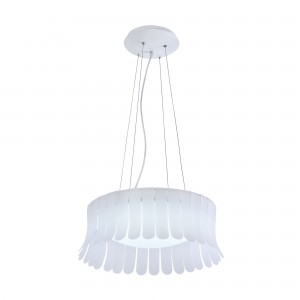 Подвесной светильник MOD341-PL-01-24W-W Degas Maytoni