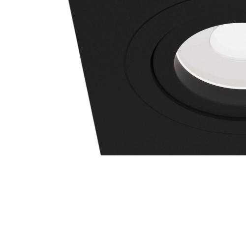 Встраиваемый светильник DL024-2-01B Atom Maytoni Technical