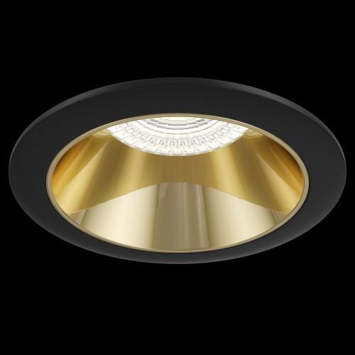 Встраиваемый светильник DL051-1BG Share Downlight Maytoni