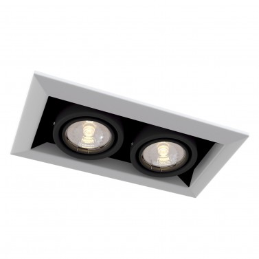 Встраиваемый светильник DL008-2-02-W Metal Modern Maytoni Technical