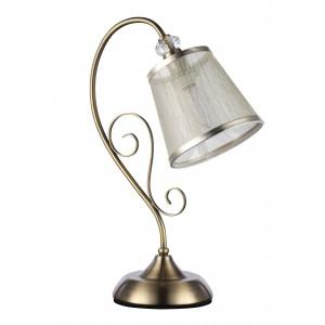 Настольная лампа FR2405-TL-01-BZ Driana Classic Freya