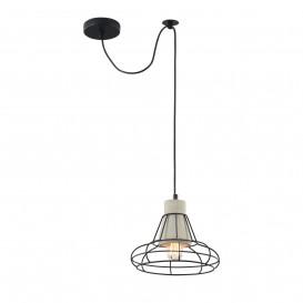 Подвесной светильник T435-PL-01-GR Gosford Loft Maytoni