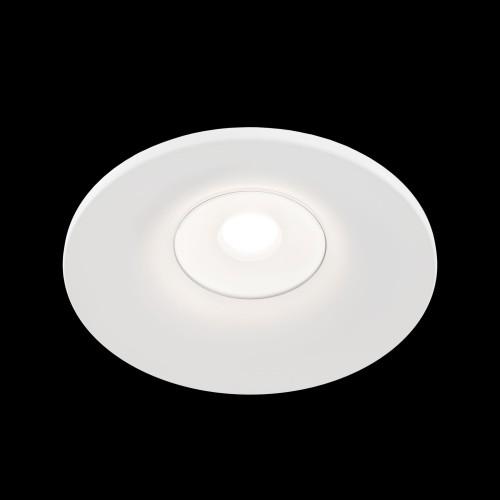 Встраиваемый светильник DL041-01W Barret Maytoni Technical
