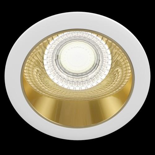Встраиваемый светильник DL051-1WG Share Downlight Maytoni