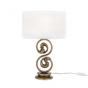 Настольная лампа H300-01-G Lantana Maytoni