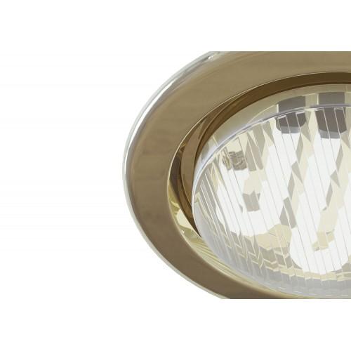 Встраиваемый светильник DL293-01-G Metal Modern Maytoni Technical