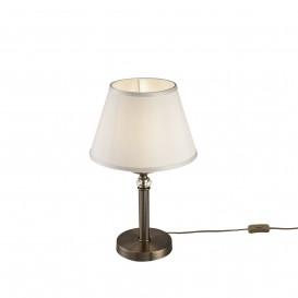 Настольная лампа FR2016TL-01BZ Alessandra Classic Freya
