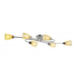 Потолочный светильник FR5104-CL-06-YE Flash Modern Freya