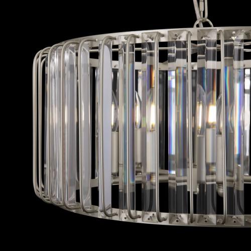 Подвесной светильник FR1005PL-05SC Esme Crystal Freya