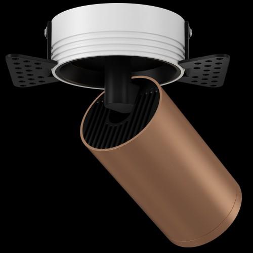 Встраиваемый светильник C058CL-1BC FOCUS S Maytoni Technical