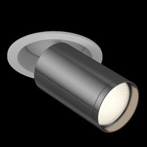 Встраиваемый светильник C048CL-1WGF FOCUS S Maytoni Technical