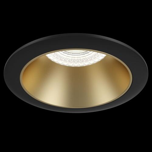 Встраиваемый светильник DL051-1BMG Share Maytoni Technical