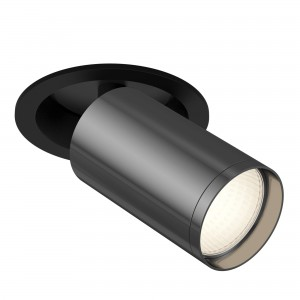 Встраиваемый светильник C048CL-1BGF FOCUS S Maytoni Technical